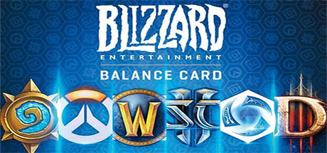 Blizzard Gift Card 50 USD
