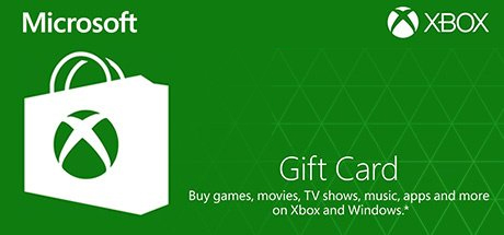 Xbox Live Gift Card 50 TL