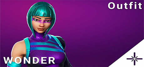Fortnite Wonder Skin