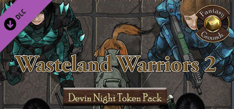 Fantasy Grounds Devin Night TP123 Wasteland Warriors 2