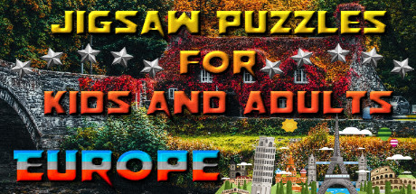 Jigsaw Puzzles for Kids & Adults Europe